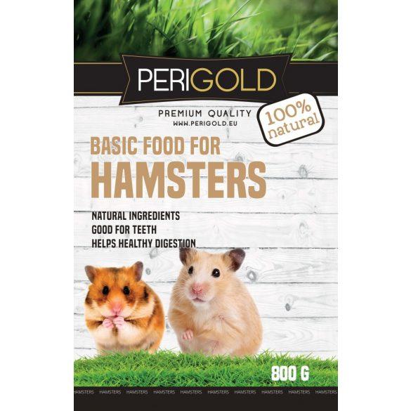 Perigold Hamster Food 800g