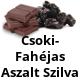 Csokoládé-Fahéjas Aszalt Szilva
