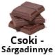 Csokoládé - Sárgadinnye