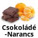Csokoládé-Narancs