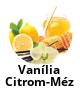 Vanília, Citrom, Méz